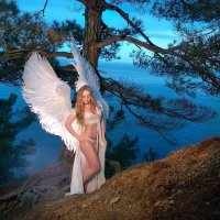 Ангел на краю :: Mitya Galiano