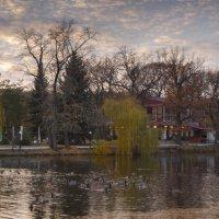 А в парке наступил октябрь... :: Сергей Перфилов