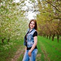 Цветущая Весна !!!! :: Кристина Беляева