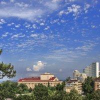 Роскошное небо :: Павел Ершов