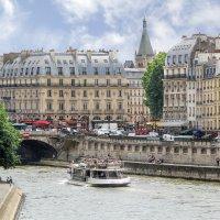 Вспоминая Париж... :: Cергей Павлович