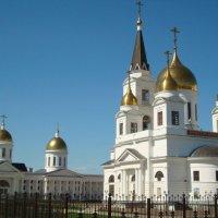 Собор Кирилла и Мефодия в Самаре :: марина ковшова