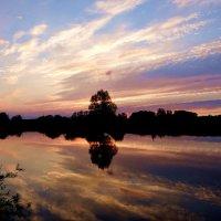 Заката краски. :: Антонина Гугаева