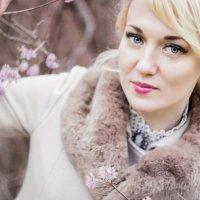Весенний портрет :: Дарья Аристова