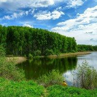 Рыбацкое озеро :: Милешкин Владимир Алексеевич