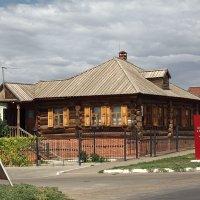 Дом-музей Е.Пугачева в Уральске :: MILAV V