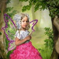 маленькая фея :: николай дубовцев