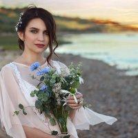Море, ветер, закат... :: Анастасия Тищенко