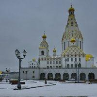 Новый храм в Минске :: Валентина Папилова