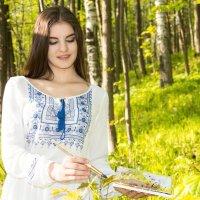 Весна :: Елена Князева