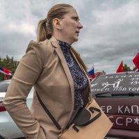 Родина-мать предупреждает! :: Надежда Ивашкина
