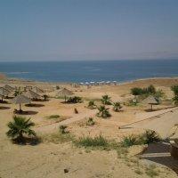 Знойный полдень на Мертвом море. :: Жанна Викторовна