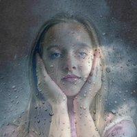 за стеклом :: Виктория Колпакова
