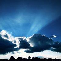 Небесный свет :: Сергей Морозов