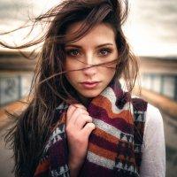 Красивая девушка :: Сергей Морозов