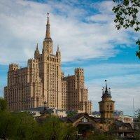 Жилой дом на Баррикадной :: Анна Лобанова