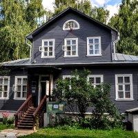 Дом - музей К.Г.Паустовского :: Анатолий Колосов
