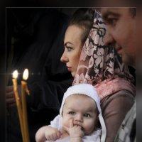 крещение младенца :: Елена ПаФОС