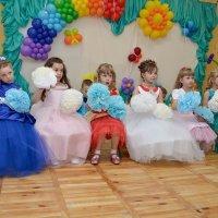 Выпускной в детском саду :: Сергей и Ирина Хомич