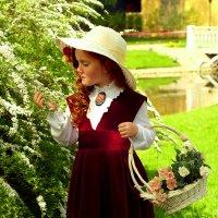 Девочка с корзинкой :: Таня Бакулина