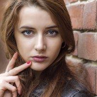 Девушка :: Сергей Добрыднев