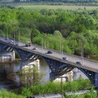 Клязьменский мост :: Сергей Цветков