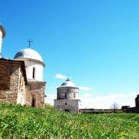 Старый храм :: Анна Ватолина