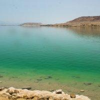 Пейзаж с мертвым морем :: Лада