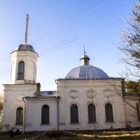 Свято-Лазаревская церковь в городе Онега :: Марина Никулина
