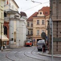 улочки Праги :: Nadejda