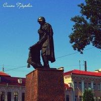 Памятник воинам погибшим во второй мировой войне :: Сашко Губаревич