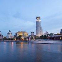 Вечер на Москве-реке :: Олег Пученков