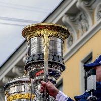 Чемпионский парад СКА 2017(Кубки) :: Valerii Ivanov