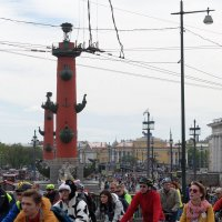 Велопарад по Питерски.. :: tipchik