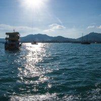 Опустели дайверские лодки :: liudmila drake
