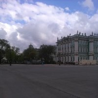 Красивый вид на Эрмитаж. (С-Петербург). :: Светлана Калмыкова