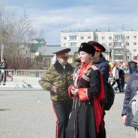 Казачата - кадеты казачьих классов :: Наталья Пендюк Пендюк