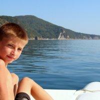 прогулка по морю :: Елена Константиниди