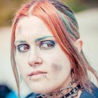 Девушка пустоши :: Albertik Baxton