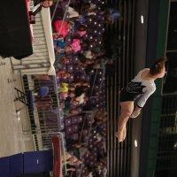 Спортивная гимнастика :: Майя Бастрикова