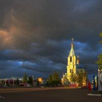 Уездный городок. :: Александр Тулупов