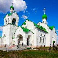 Храм в Кировской обл. :: Михаил Кашанин