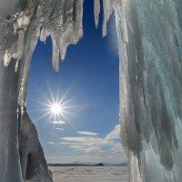 Ледяные ворота :: Елена Вторушина