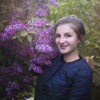 Сиреневые дни :: Каролина Савельева
