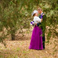 Осенняя свадьба :: Екатерина Полина
