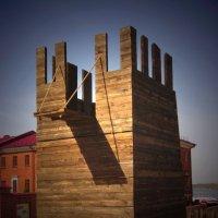 Осадная башня :: Павел Зюзин