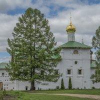 Церковь Благовещения Пресвятой Богородицы. :: Михаил (Skipper A.M.)