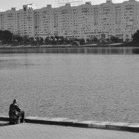Маленький человек. :: Александр Крайчик
