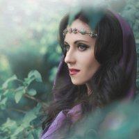 волшебница :: Анастасия Позднякова