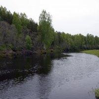 А на том берегу... :: Александр Генрихович Завьялов